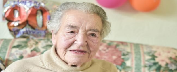 Birthday girl, 90, banned from riding theme park's white-knuckle ride