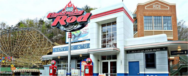Lightning Rod coaster closed at Dollywood due to recalled parts