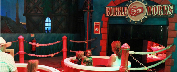 Bubbleworks at Chessington Closing Down In 2016