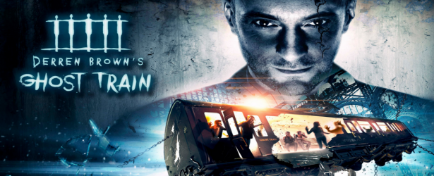 Derren Brown's Ghost Train Opening At Thorpe Park 2016