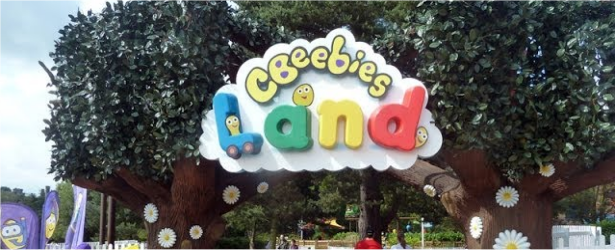 CBeebies Land Hotel opening at Alton Towers