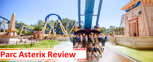 Parc Asterix Review By Dave